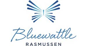 Bluewattle, Rasmussen logo