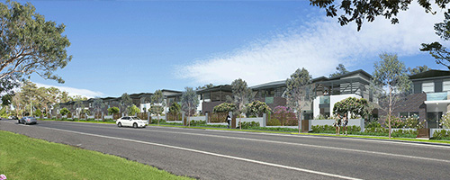 Orchard Rise, Kellyville NSW