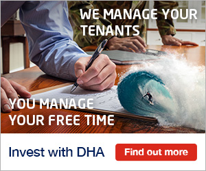 Invest with DHA